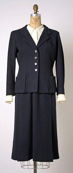 Ensemble Chanel 1954