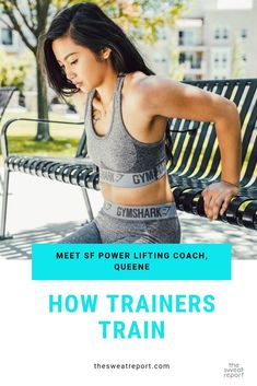 Meet Queene, a powerlifting coach who calls Open Gym SF her training home. Meet Queene, a powerlifting coach who calls Open Gym SF her training home. Fitness Facts, Fitness Tips, Health Fitness, Fitness Exercises, Dumbbell Workout, Kettlebell, Powerlifting Workout, Best At Home Workout, Fun Workouts