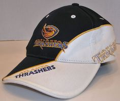 Atlanta Thrashers NHL Hockey Vintage Twins Enterprise Inc. Vintage Twins, Hats For Sale, Thrasher, Nhl, Hockey, Atlanta, Best Deals, Ebay, Shopping