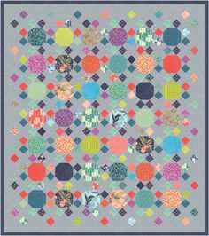 Modern lap and throw. Modern Gems Quilt Pattern AEQ-64 by Aunt Em's Quilts - Emily Bailey.  Check out more of our quilt patterns. https://www.pinterest.com/quiltwomancom/quilts/  Subscribe to our mailing list for updates on new patterns and sales! https://visitor.constantcontact.com/manage/optin?v=001nInsvTYVCuDEFMt6NnF5AZm5OdNtzij2ua4k-qgFIzX6B22GyGeBWSrTG2Of_W0RDlB-QaVpNqTrhbz9y39jbLrD2dlEPkoHf_P3E6E5nBNVQNAEUs-xVA%3D%3D