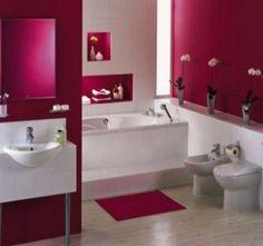 160 Best Home Deco Ideas Images Farmhouse Cottage Decorating Ideas - Bathroom-paint-ideas