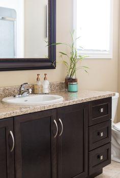 pinterest dark cabinets dark brown cabinets and granite countertops