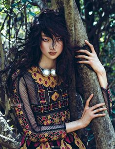 Inspiration for #editorial #fashion #photographer #Drew #Denny #model #style #beauty