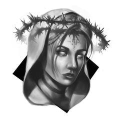 Sin sketch by @bth3run