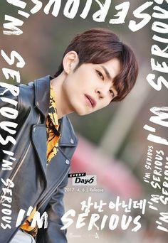 Day6 I'm Serious Wonpil teaser
