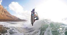 """Edición 64 Radical Surf """"FREE ONLINE"""" Natxo González. Foto _ José V. Glez INTRO 5 ENFOQUES EN TIERRA DE VOLCANES """"Triple ángulo""""  issue41 Desde China hasta Lanzarote RADICALSURFMAG.COM"""