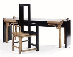 Shao Fan (né en 1964). Table