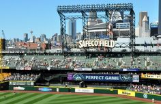 Felix Hernandez Perfect Game Seattle Mariners 8/15/2012