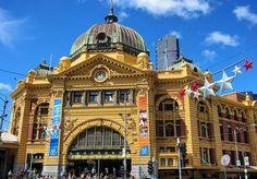 #OldPhotos #Melbourne #Australia #FlindersStreetStation #Y2011