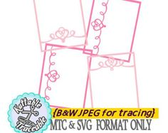 THIS IS NOT CLIP ART! This is a Cutting File!  PLEASE READ FULL LISTING!  REQUIRED to use these file is electronic die cut machine with software that can read/open either an MTC or SVG format file.  Visit my blog (TheScrapoholic.blogspot.com) to try a Free File if unsure if my files are compatible with your cutter or software!  There is 5 Designs of ARRR... Will you be my Pirate that are just slightly different, as shown in the photos. These can be mixed and matched to your liking  Ive a...