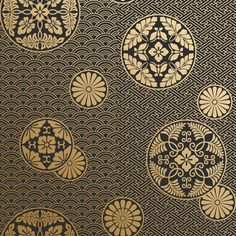 Looking for Medallion Wallpaper? View Medallion Wallpaper and get ideas for Medallion Wallpaper. Information on local Medallion Wallpaper showrooms. Look Wallpaper, Wall Wallpaper, Pattern Wallpaper, Wallpaper Ideas, Japanese Wall, Japanese Drawings, Transitional Wallpaper, Tibetan Art, 3d Wall Art