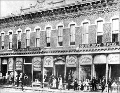 Carey Ave, Cheyenne, WY 1882
