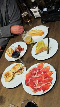 Camino de Santiago and Foods of Northern Spain by Kitchen Conundrum, via Flickr