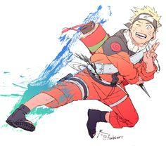 Twitter Anime Naruto, Naruto Minato, Naruto Shippuden Anime, Gaara, Anime Guys, Manga Anime, Kid Naruto, Kakashi, Manga Art