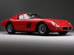 Ferrari 250 GTO (Series II) '02–06.1964