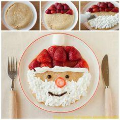 Christmas time pancakes ⛄