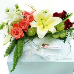 Stella Florist - Google+  cake + flowers