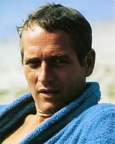 Paul Newman  He looks exactly like my late husband, Marty Morrison, in this picture!