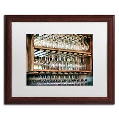 Drinks on the House by Lois Bryan Framed Painting Print