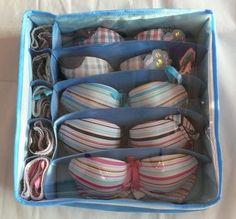 Cómo organizar tus gavetas de ropa interior
