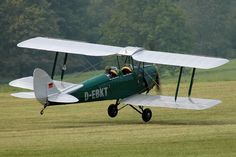 DH 82 A Tiger Moth D-EBKT - de Havilland Tiger Moth - Wikipedia, the free encyclopedia