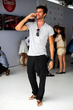 Casual Summer Outfit - Mens Style