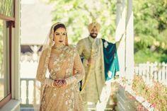 Photographer - The Royal Couple! Photos, Sikh Culture, Beige Color, Destination Wedding, Bridal Makeup, Groom Sherwani pictures, images.