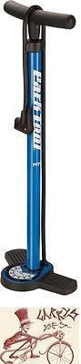 Pumps 22691: Park Tool Pfp-8 Home Mechanic Blue Black Floor Pump -> BUY IT NOW ONLY: $34.16 on eBay!