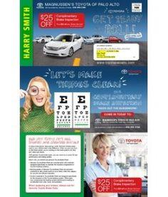 #ToyotaPaloAlto Service Coupons Discount Savings