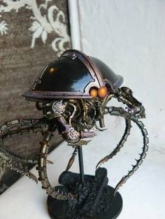 Clever conversion using Knight pauldrons