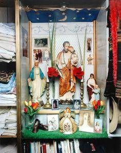 Linen closet by Dana Salvo via photographicmuseum.com