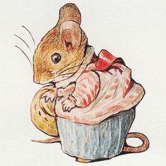 The Tale of Mrs. Tittlemouse   Beatrix Potter: