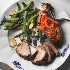 Pork with Veggies http://www.womenshealthmag.com/weight-loss/healthy-dinner-recipes/pork-with-veggies