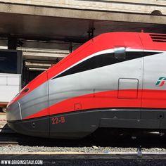 Next stop: #Salerno! ORIGINS ITALY www.originsitaly.com #originsitaly #Italy #italia #italian #termini #trenitalia #trains #treno #pasquetta #pasqua #roma #rome #frecciarossa #travel #genealogy #familyhistory #lazio #campania #italianamerican