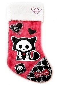 Skelanimals Christmas Stocking