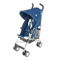 Maclaren Triumph Medieval Blue - available in store and online at #FabBabyGear #Maclaren