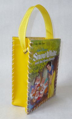 Classic  Little Golden Book  Childs Bag by GirlzOfClass on Etsy c0720d884906a