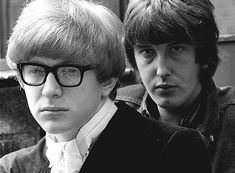 """Peter and Gordon were a British pop duo, comprising Peter Asher (b.1944) and Gordon Waller (1945-2009), who achieved international fame in 1964 with their first single, the million-selling transatlantic No.1 smash """"A World Without Love"""". The duo had several subsequent hits in the so-called British Invasion-era.""""A World Without Love"""" was a #1 smash hit. they also had hits with """"Lady Godiva"""" , """"I Go to Pieces"""""""