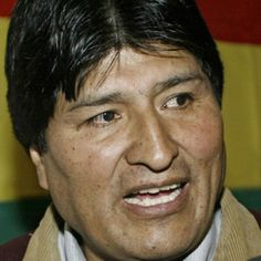 A member of the Aymara indigenous group, Evo Morales was Bolivia's first Indian president, and founder of the Bolivian leftist Movement Toward Socialism.