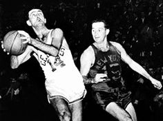 Bob Cousy(one of the best celtic)