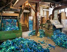 #manufacturing Inside America Textile Factories  - Pictures of the inside of a texile factory
