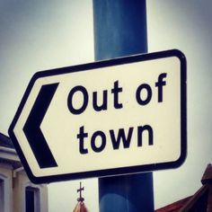 This town isn't as friendly as it used to be. #teignmouth