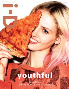 Charlotte Free - The Just Kids Issue | i-D Online