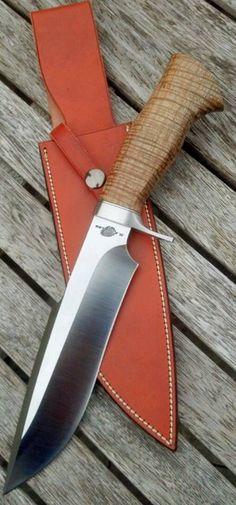 Shawn Knowles custom knives