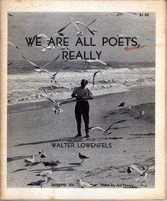 We are all poets really ... on TTL Design