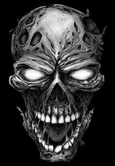 Badd Azz Skull