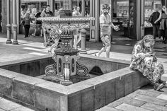 The Fountain That Ran Dry Adelaide Australia November 2014