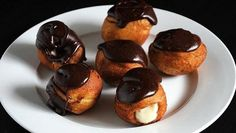 MINI BISCUIT ECLAIRS - HowToInstructions.Us