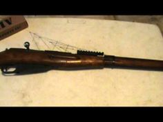 The Mosin Nagant's Dirty Little Secret. I did this and it works really great. My Mosin is a work of art