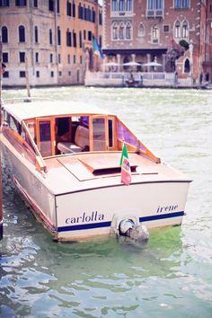 #venice #italy #boat